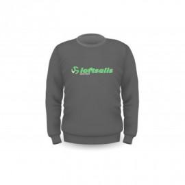 Loftsails Sweater Men Charcoal