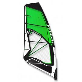 Loftsails Wavescape green 2022