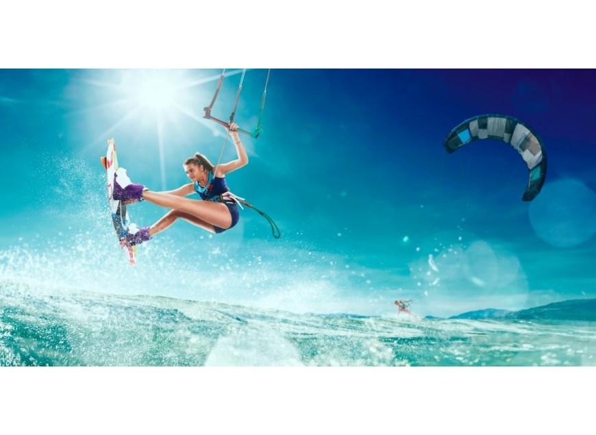 Kitesurfing: l'attrezzatura necessaria | ZZsurf