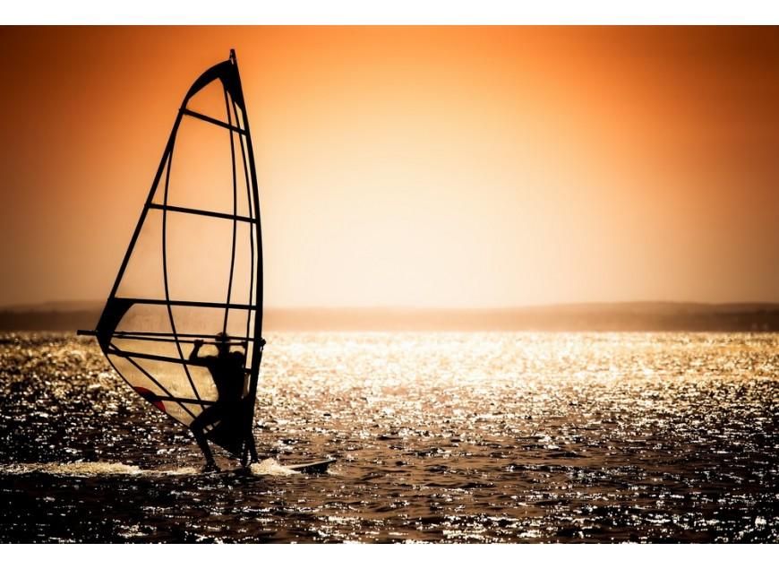 Windsurf: benefici per il corpo e per la mente