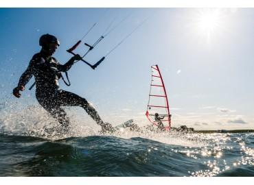 Trapezi windsurf per uomo e donna